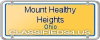 Mount Healthy Heights board